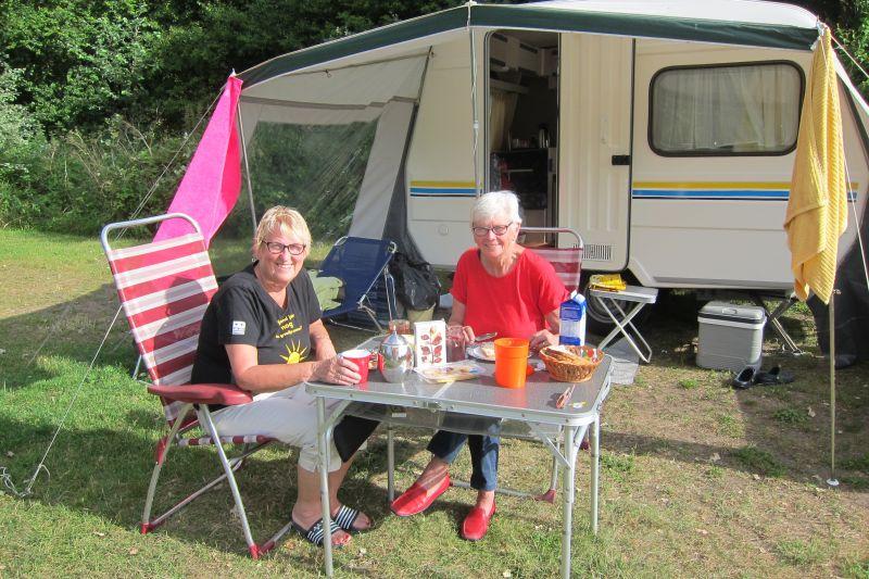 Voorkeur Ladies Day 2016 Hemels kamperen   Damespad &HX18