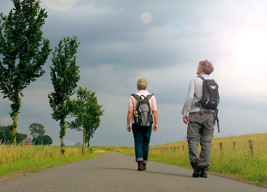 wandelende-dames